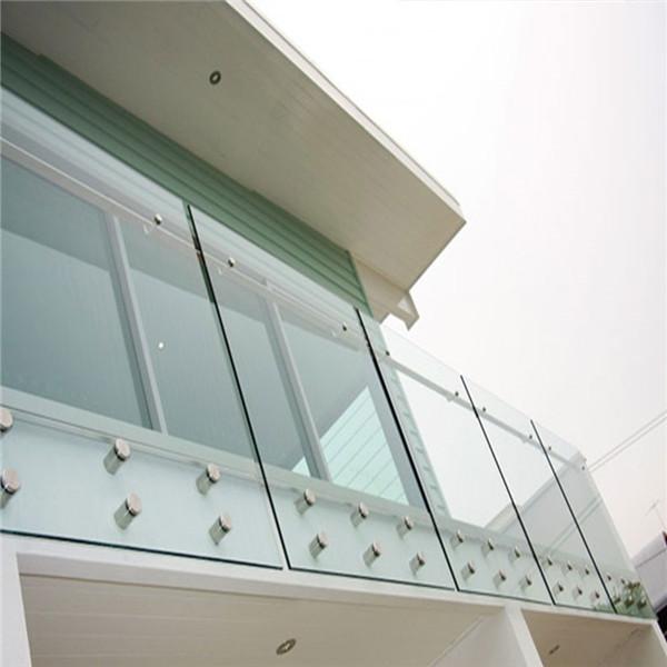 Balcony Stainless Steel Standoff Used For Frameless Glass Railing
