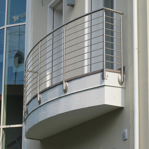 Modern design for balcony railing for Modern balcony railing design