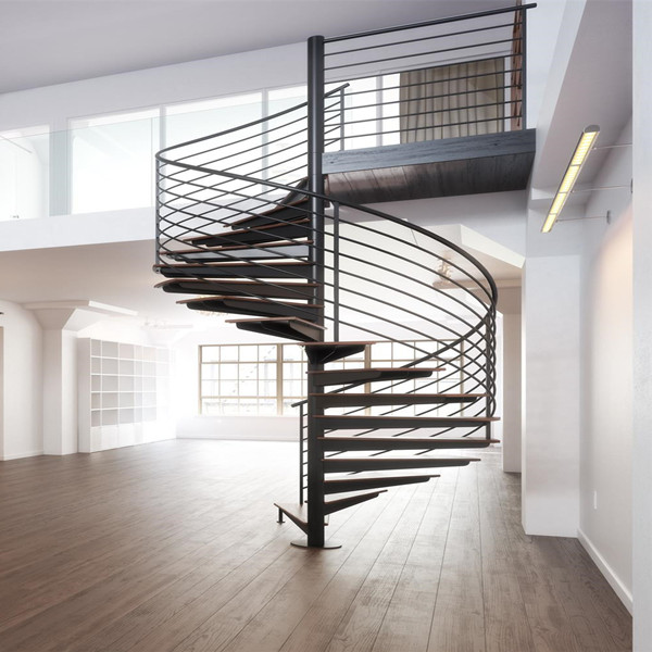 House Used Spiral Staircase