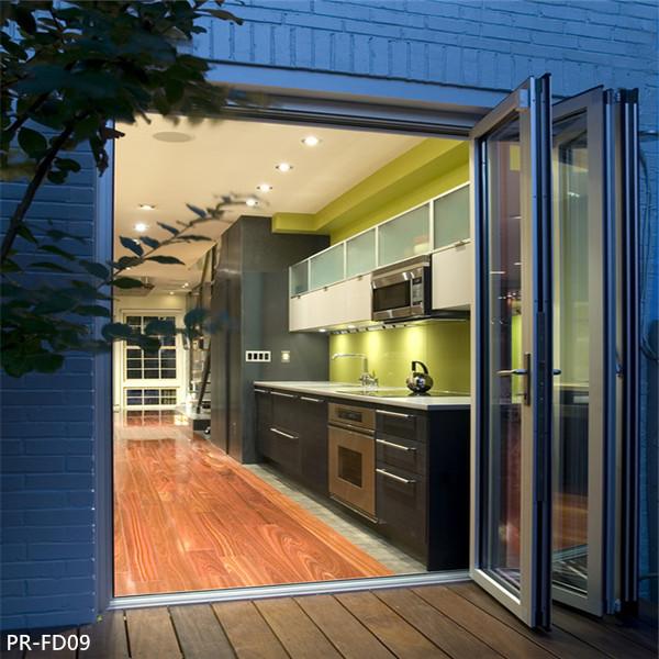 Exterior Doors For Sale Aluminium Glass Folding Bifold Doors