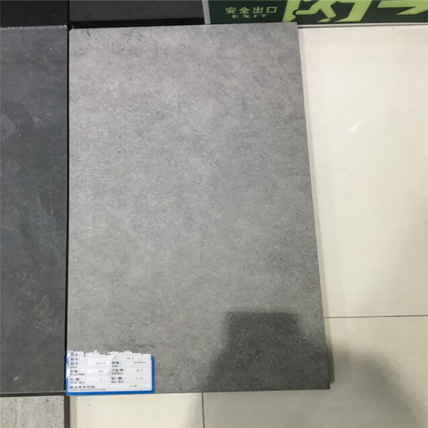 Rough Floor Tile Grey Porcelain Tile 2cm Porcelain Tile