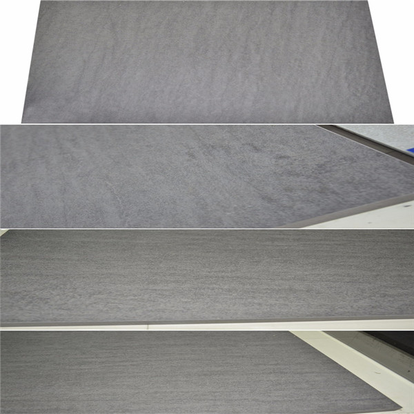 20mm Thickness Porcelain Tiles Car Park Tiles Design Gray